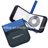 Nylon Pocket CD/DVD Cases (PM220)