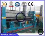 W11S-80X3200 Hydraulic Type 3-Roller steel plate Bending and Rolling Machine