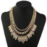Wholesale Fashion Diamond Crystal Necklace