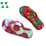 Full Color Imprint EVA Beach Slippers