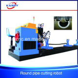 5 Axis Large Diameter Pipe Cutting Equipment Pipe Cutter
