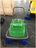 P100A Large Capacity Electric Walk Behind Sweeper