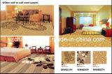 Machine Woven Wilton PP Heat Set Wall to Wall Hotel Carpets