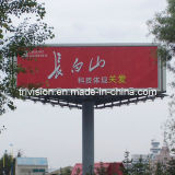 High Quality Large Size High Pole Trivision Billboard
