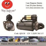 Changchai Muti Cylinder Diesel Engine N485qd Engine Starter (QD158)