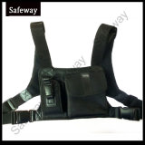 Two Way Radio Chest Backpack Bag for Motorola