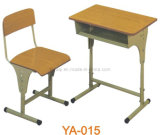 Primary School Desk and Chair Adujustable Height (YA-015)