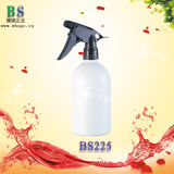 Pet Detergent Plastic Bottle with Trigger Sprayer