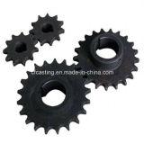 Chain Sprocket Carbon Steel Gear Wheel