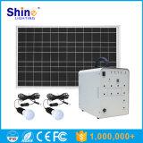 12V 50W Solar Power System for Home Application