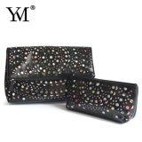 Good Quality Personalized Luxury Low Price PVC Leather Makeup Pouch