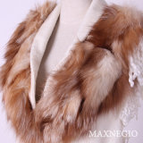 European Style Fashion Fur Coat Apparel for Women (1-15463)