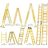 Fiberglass Straight Ladder/Step Ladder/FRP Ladder Profile