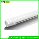 Ce RoHS Approval Aluminum Body+PC Cover T8 LED Tube