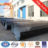 Round 5mm 20m Electric Steel Pole for Power Distribution