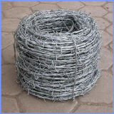 High Quality Coating Barbed Wire Fence in Guangzhou