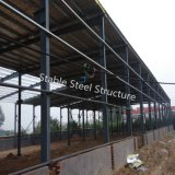 Fabricated Industrial Steel Frame Workshop with BV Certificated