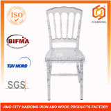 Clear Resin Napoleon Chairs in Wedding, Party