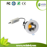 High Bright Square 15W COB LED Downlight with Factory Prices