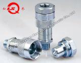 Kze-B Thread Locked Type Hydraulic Quick Coupling