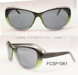 Classic and Gradient Acetate Color Injection Sunglasses