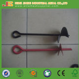 Welded Eyelet Ground Screw Earth Helix Anchor