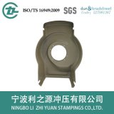 Stretching and Stamping Tensile Parts