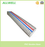 PVC Industrial Heavy-Duty Spiral Steel Wire Reinforced Suction Hose Pipe