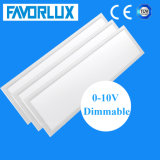 38W 300*1200 120lm/W LED Flat Panel Light with 0-10V