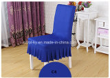Stretch Polyester Spandex Dining Chair Cover for Wedding Banquet Party