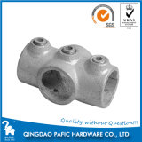 Malleable Iron Pipe Fittings / Two Socket Cross