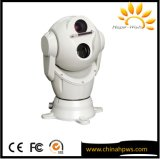 Security Scanner with PTZ IP Thermal Camera Vehicle Car Mounted Dome Camera 10km