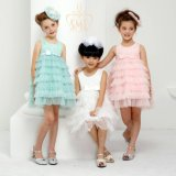 Flower Girl Dress (207A#)