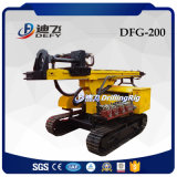 Dfg-200 Photovoltaic Hydraulic Pile Driver Machine