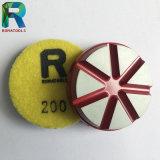 2000# Grit Diamond Floor Polishing Pads