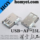 USB a Type Female Connector for Computer Products (USB-AF-23L)