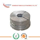 CuNi40 Constantan Low resistance alloy ribbon Constantan Flat wire