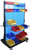 Heavy Duty Mobile Rack with Storage Bin (KM Series)
