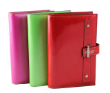 2015 PU Loose-Leaf Organiser with Pen