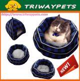 Comfort Dog Cat Pet Bed (WY161003A/B)