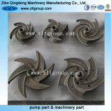 Investment Casting Stainless Steel 316 Water Pump Impeller