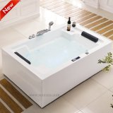 Portable Classic Massage Whirlpool Acrylic Jetted The Bathtub Shower (SF5A005)