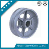 Industrial Caster Wheels with Cast Iron