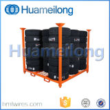 Powder Coating Welded Steel Pallet Tyre Storage