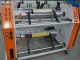 Cling Film Slitting Rewinding Machine with Perforating Line
