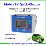 Automatic Portable DC Fast EV Charging Station