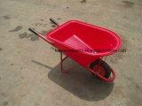 Kids Light Weight Plastic Wheelbarrow/Wheel Barrow for Sand (wb0200)