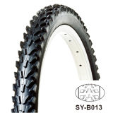 Good Quality Bicycle Parts / Black Bicycle Tire 26 for Sale