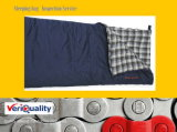 Sleeping Bag QC Inspection and Quality Inspection Service