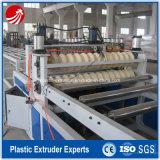 High Quality PVC Corrugated Board Extrusion Machine